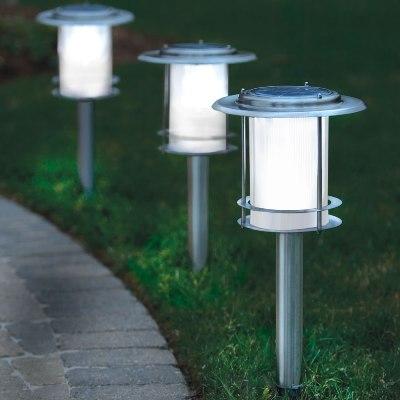 Iluminaci n exterior jardiflor - Lamparas solares interior ...